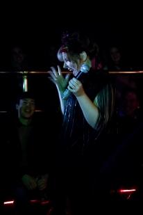 Lyrica Rose (Co-Director, MC)